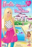 Welcome to My Dream House (Barbie) (Giant Coloring Book)