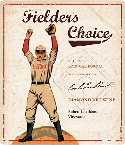 2012 Robert Lauchland Vineyards Fielder'S Choice Diamond Red Wine 750 Ml