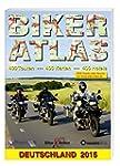 Biker Atlas Deutschland 2015: Motorra...