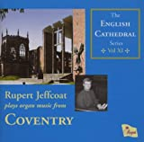 Rupert Jeffocat English Cathedral Series Vol.11 - Coventry Cathedral
