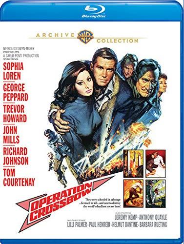 Blu-ray : Operation Crossbow