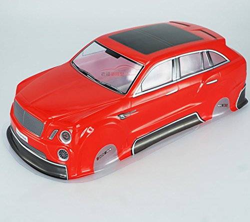 yhc-1-10-scale-red-bentley-body-shell-for-rc-on-road-drift-car-hsp-hpi-tamiya-sakura