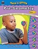 img - for Math In Action: Pre-Geometry, Grades 1-2 book / textbook / text book