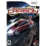 Need for Speed Carbon - Nintendo Wii ~ Electronic Arts