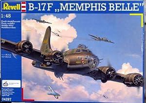 """Revell 1/48 Boeing B-17F Memphis Belle"""" """""""