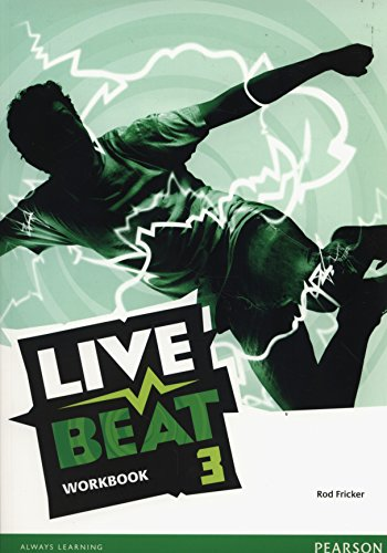 Live Beat 3 Workbook (Upbeat)