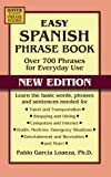 Easy Spanish Phrase Book NEW EDITION (Dover Language Guides Spanish)