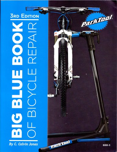 Big Blue Book Of Bicycle Repair
