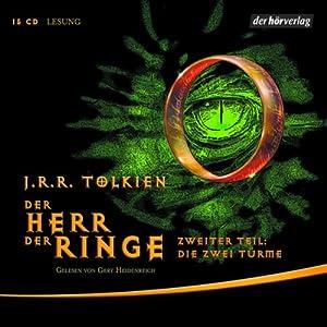 Die zwei Türme (Der Herr der Ringe 2) | [J.R.R. Tolkien]