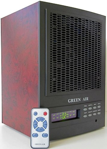 Green Air Machine Air Purifier Ozone Generator Fresh Alpine Cleaner