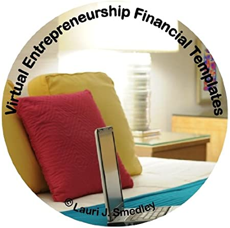 Virtual Entrepreneurship Financial Templates CD