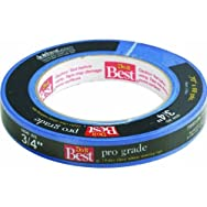 Do it Best Professional Grade Blue Masking Tape-3/4