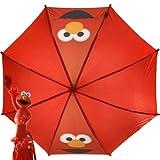 Christmas Gift - Sesame Street Umbrella with Character Handler