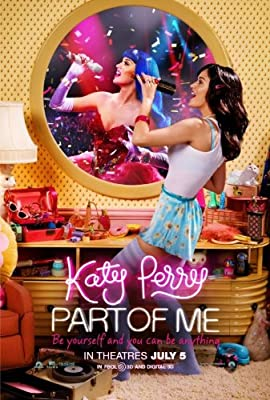 KATY PERRY Movie Poster - Flyer 11 x 17 Part of Me