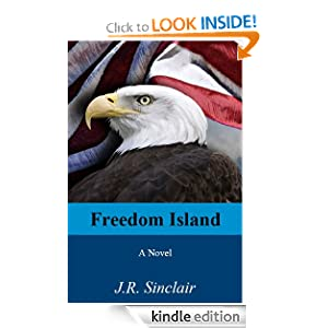 Freedom Island by J.R. Sinclair