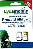 Lycamobile Dual SIM Card