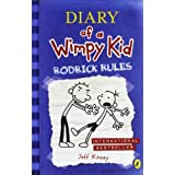 Diary of a Wimpy Kid: Rodrick Rules (Book 2)by Jeff Kinney