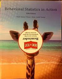 Behavioral Statistics in Action download ebook