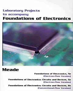 Lab Manual for Meade's Foundations of Electronics, 5th by Cengage Learning
