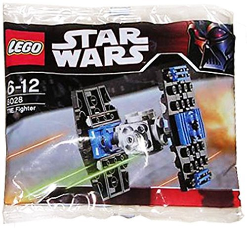 Lego, Star Wars, TIE Fighter (8028) Bagged - 1
