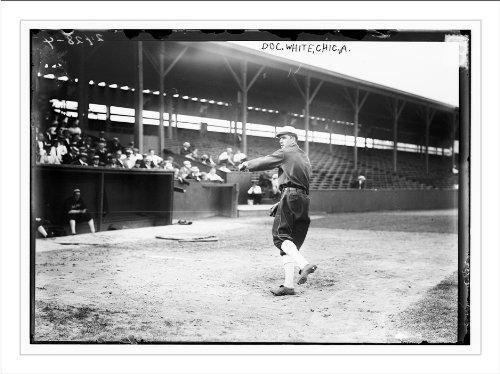 Newswire Photo (L): Doc White, Chicago Al, At Hilltop Park, Ny (Baseball)