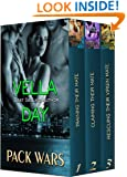 Pack Wars Boxed Set (Three Paranormal Werewolf Romances)