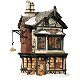 Department 56 Dickens Village Ebenezer Scrooge