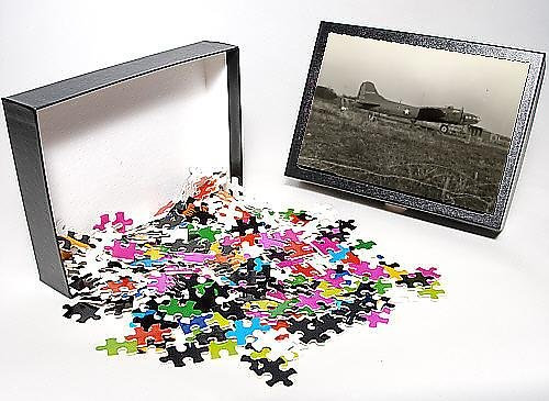 Photo Jigsaw Puzzle of Boeing B-17F Flying Fortress