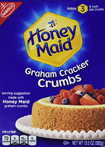 Nabisco Honey Maid Graham Cracker Crumbs, 13.5 oz