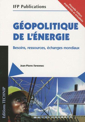 Géopolitique de l energie