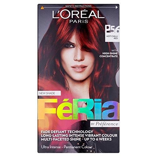 loreal-paris-feria-hair-colour-p56-hot-chilli-red