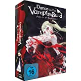 Dance in the Vampire Bund - Gesamtausgabe, Episoden 1-12 inkl. Postkarten - 3 DVDs