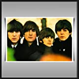 BEATLES FOR SALE CD TRIBUTE A4 SATIN PAPER ART PRINT