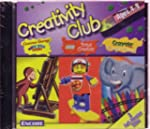 CREATIVITY CLUB (Jewel Case)