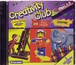 CREATIVITY CLUB (Jewel Case)