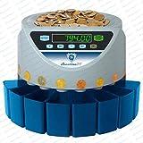 Münzzähler Münzzählmaschine Münzsortierer Geldzählmaschine SR1200 von Securina24®