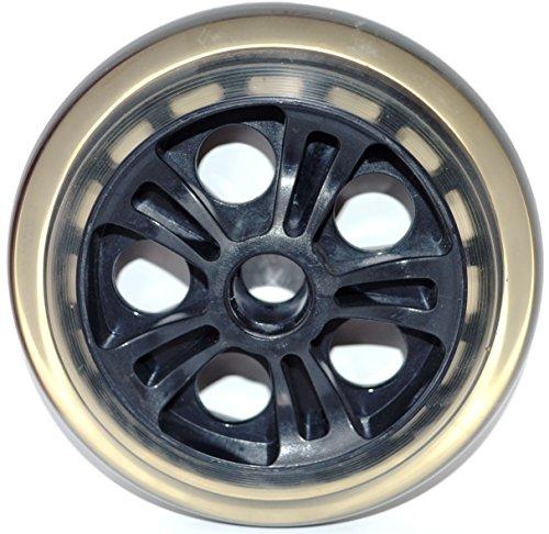 TCO Scooter Wheel 5 Spoke 150mm Clear/Black