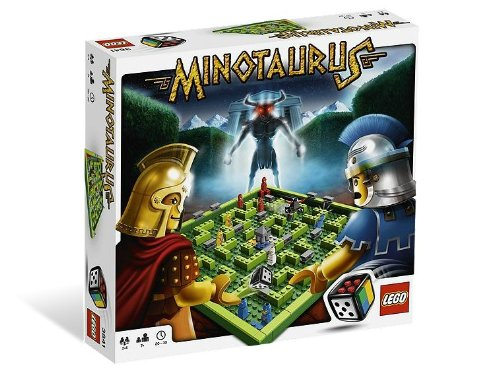 Imagen 1 de LEGO Games - Minotaurus (3841)
