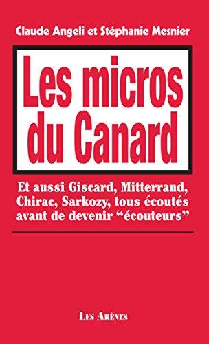 Les micros du canard