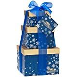 Ghirardelli Tower of Squares Chocolate, 2 Pound