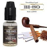電子タバコ リキッド Shadow Wither 国産ブランドBI-SO Liquid 15ml タバコ系フレーバー