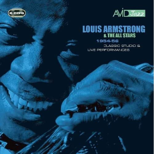 1954-1956-Classic-Studio-and-Live-Performances-Louis-Armstrong-Audio-CD