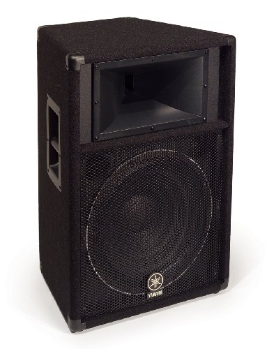 Yamaha S115V Carpeted 15-Inch 2 Way Loudspeaker System