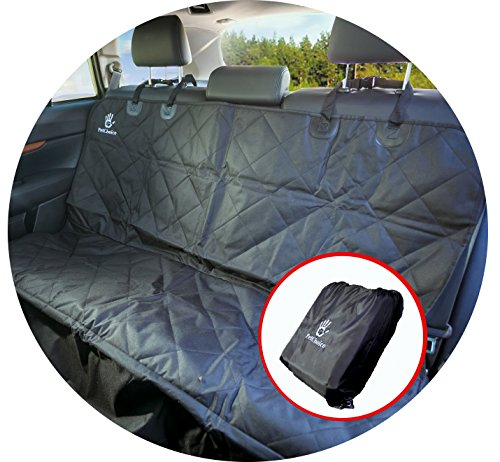PetChoice - Dog Seat Cover - Ideal Pet Car Seat Cover for Protecting your Car Seat and Keeping your Dog or Cat Comfortable - Easy to Install - Quilted Non-Slip Design - Machine Washable (Dog Car Seat Covers Bmw compare prices)