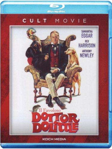 Il favoloso dottor Dolittle [Blu-ray] [IT Import]