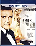 Never Say Never Again (Two-Disc Blu-ray/DVD Combo in Blu-ray Packaging)