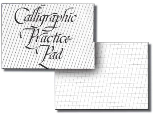 Inovart calligraphy practice paper pad arts entertainment