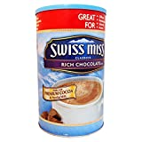 Swiss Miss Milk Chocolate Premium Hot Cocoa Mix - 54 Ounce Value Can