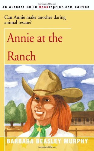 Annie auf der Ranch