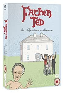 Father Ted The Definitive Collection [Import anglais]